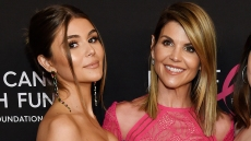 Lori Loughlin Made a Surprise Appearance in Olivia Jade's 1st YouTube Video Post-College Scandal