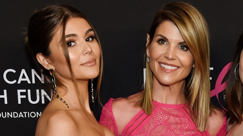 Lori Loughlin Made a Surprise Appearance in Olivia Jade's 1st YouTube Video Post-Scandal | StyleCaster