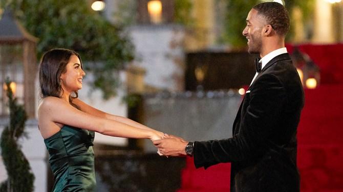 Rachael, Matt: 'The Bachelor' 2021