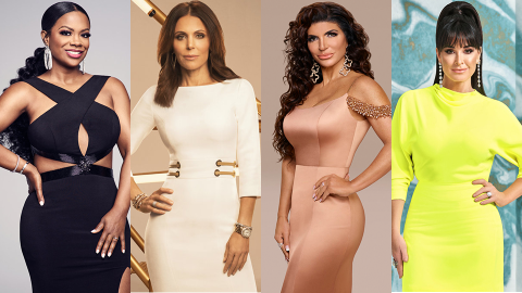 These Real Housewives Salaries Are Proof of How We're Down Here & They're Up There | StyleCaster