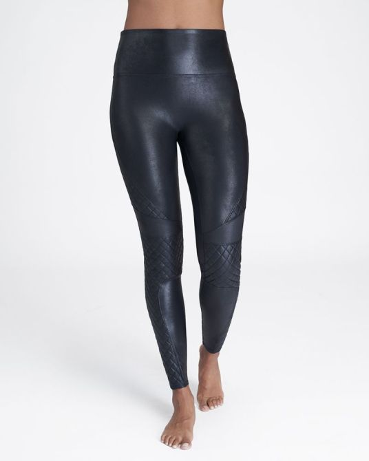 Spanx's Extra 30% Off Sale Includes These Celeb-Loved Leather Leggings