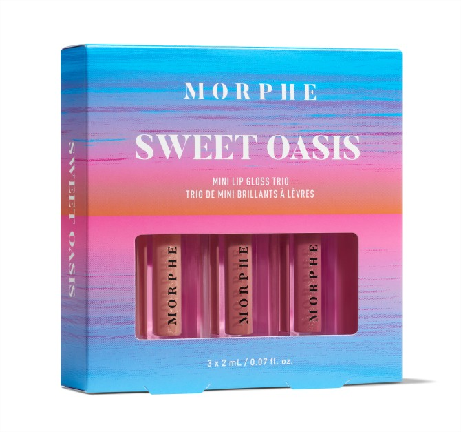 Morphe. lip gloss
