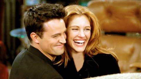 Matthew Perry Fully Flirted With Julia Roberts to Get Her to Guest Star on 'Friends' | StyleCaster