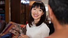 Sparking Joy! Marie Kondo Is Pregnant With Her 3rd Child