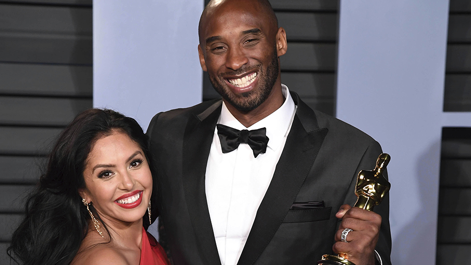 Vanessa Bryant, Kobe Bryant