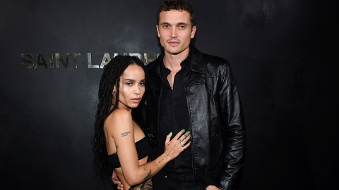Zoë Kravitz Just Shaded Her Ex-Husband Days After Filing For Divorce | StyleCaster