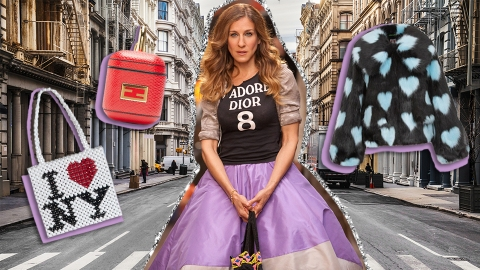 How A Stylist Would Dress Carrie Bradshaw For 'And Just Like That...'   StyleCaster