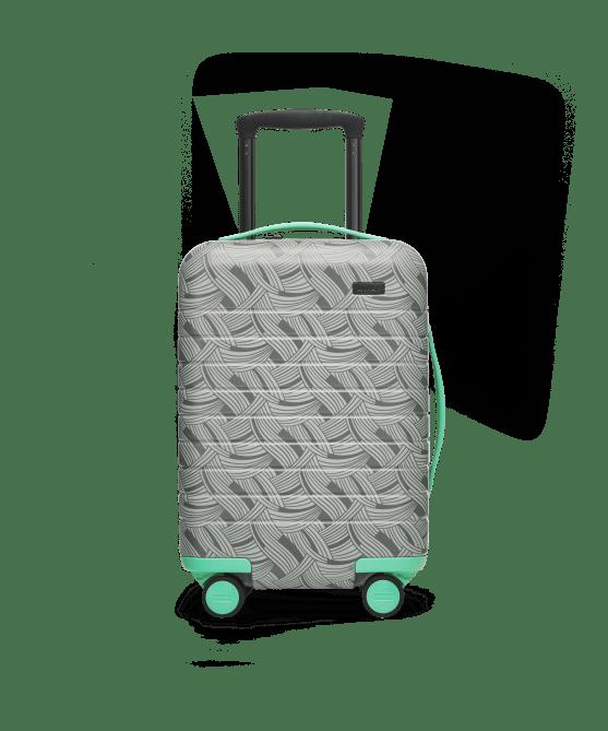 STYLECASTER |  Collezione di valigie da trasferta di Serena Williams