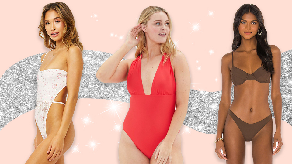 Dive In To The 2021 Swimwear Trends Coming To A Pool Near You