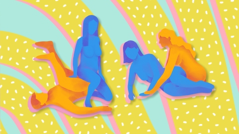 5 Sex Positions To Wow Even The Most Rebellious Aquarius | StyleCaster