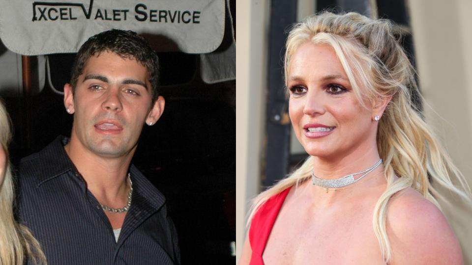 Jason Allen Alexander & Britney Spears