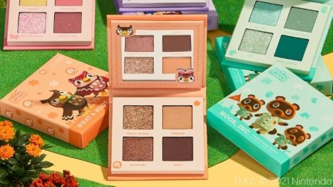 ColourPop's Animal Crossing Collection Is As Cute—Maybe Cuter—Than the Game   StyleCaster