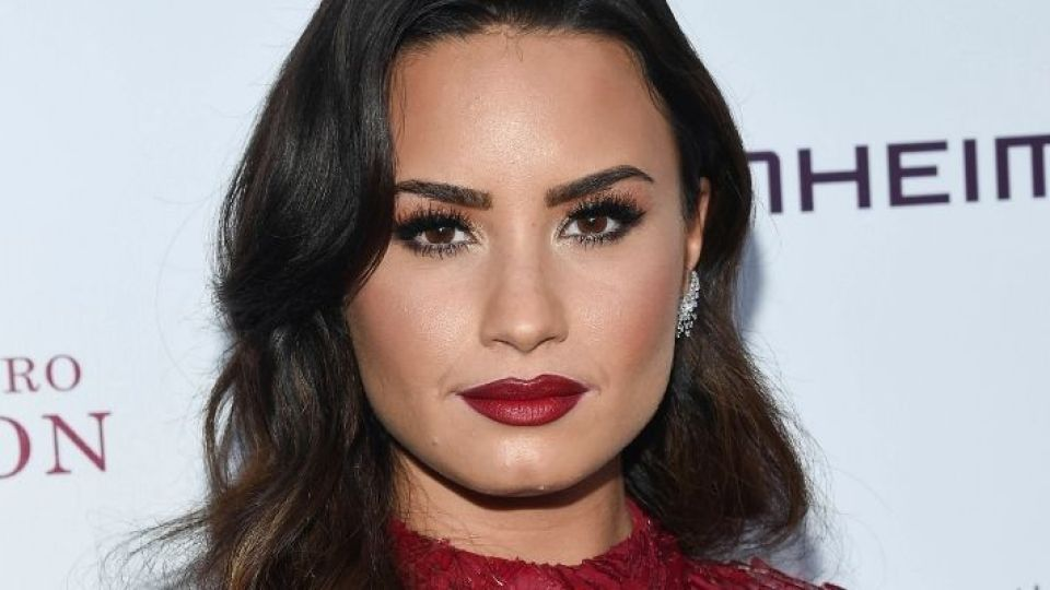Demi Lovato Got All Different Boob Sizes on Her Nails & They're So Freaking Cute | StyleCaster