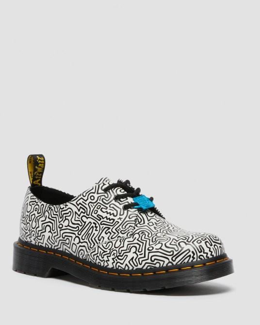 dr martens keith haring coleção oxford 2jpg O Dr. Martens x Keith Haring Collab torna essas botas icônicas ainda mais frias