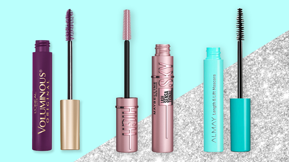 The Best Drugstore Mascaras That Look Way More Expensive