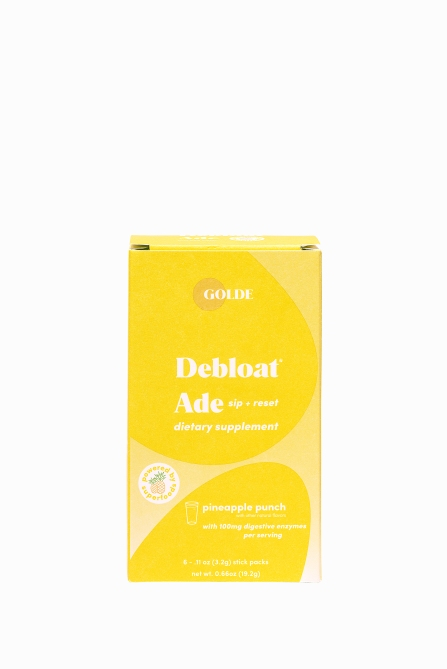 golde debloat ade