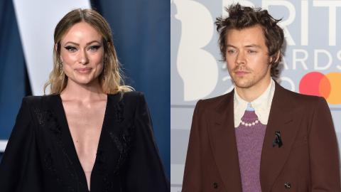 Woah, Harry Styles & Olivia Wilde Are Dating Months After Her Split From Jason Sudeikis | StyleCaster