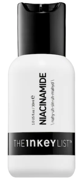 inkey list niacinamide Succinic Acid Is The Acne Ingredient You Should Be Using & My Favorite Is Only $9