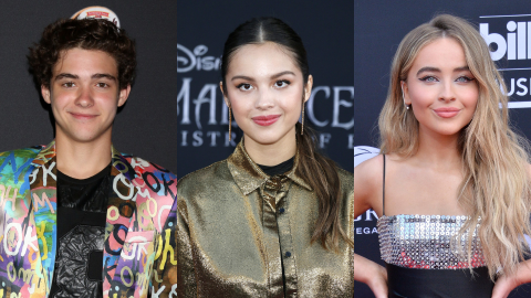 Olivia Rodrigo Just Addressed That Joshua Bassett & Sabrina Carpenter Love Triangle Rumor | StyleCaster