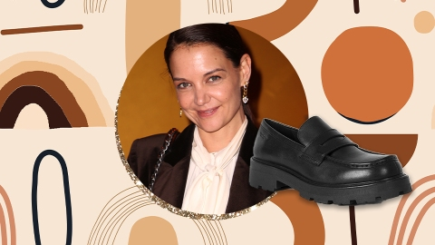 Yes, I'm Buying These Loafers Just Because Katie Holmes Has Them | StyleCaster