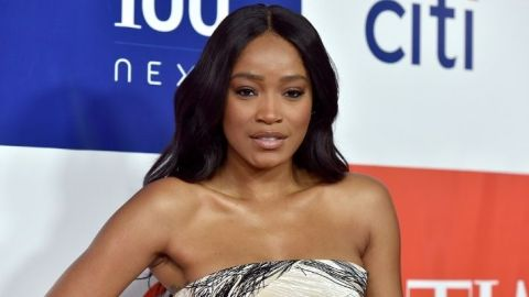 Keke Palmer Just Got One of 2021's Hottest Haircut Trends | StyleCaster