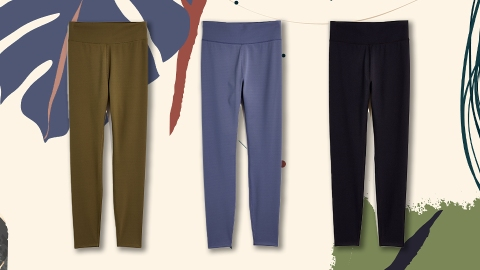 Madewell's First-Ever Leggings Are Here & I Can't Stop Wearing Them | StyleCaster