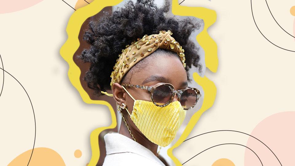 Lele Sadoughi's Stylish Face Masks Just Went On Sale—Stock Up Now | StyleCaster
