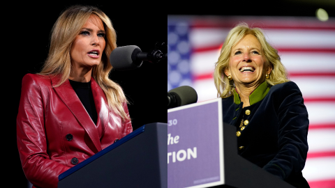Melania Trump Won't Give Jill Biden a White House Tour & She's the First FLOTUS to Do This   StyleCaster