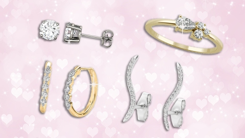 How To Gift Your Valentine Diamonds Without Breaking The Bank | StyleCaster