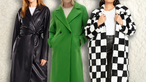 5 Outerwear Trends To Elevate Your Cold-Weather Wardrobe | StyleCaster