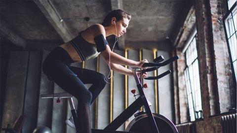 Luxury Fitness Bikes That Are (Almost) as Good as the O.G. Peloton | StyleCaster