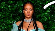 Of Course, Rihanna Pulls Off A Mullet Like No One Else