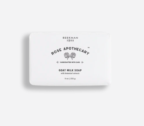 rose apothecary goat milk soap Schitts Creek Stans: The Sold Out Beekman 1802 x Rose Apothecary Collection Is BACK