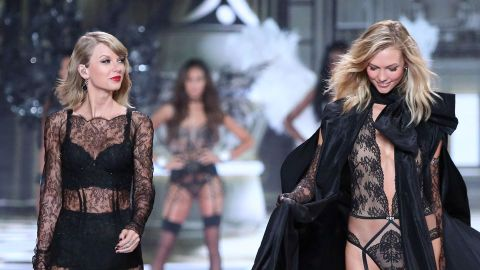 Fans Think Taylor Swift Is Shading Ex-BFF Karlie Kloss in Her New Song 'It's Time to Go' | StyleCaster
