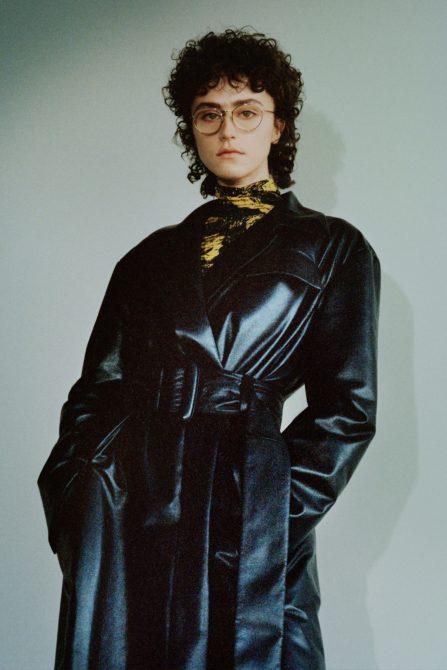 STYLECASTER | Ella Emhoff Proenza Schouler New York Fashion Week