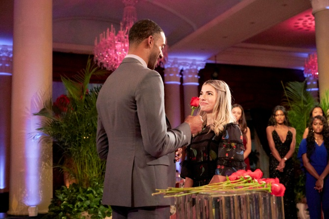 156275 4270 The Bachelor Recap: Queen Victoria Is Finally Dethroned, But There May Be a New Villain in Matts Castle