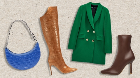 4 Fall Color Trends Ready To Take Over The Fashion World | StyleCaster