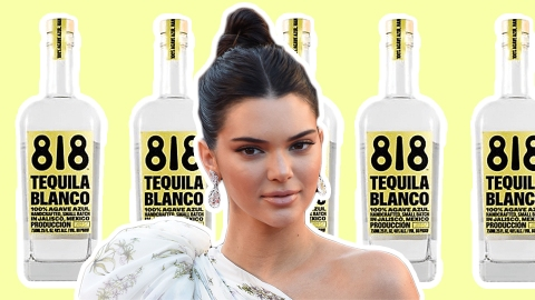 Kendall Jenner's 818 Tequila Finally Has A Launch Date   StyleCaster