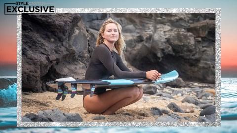 Teen Surfing Sensation Annie Reickert On TikTok, Surfing & Saving Our Oceans | StyleCaster