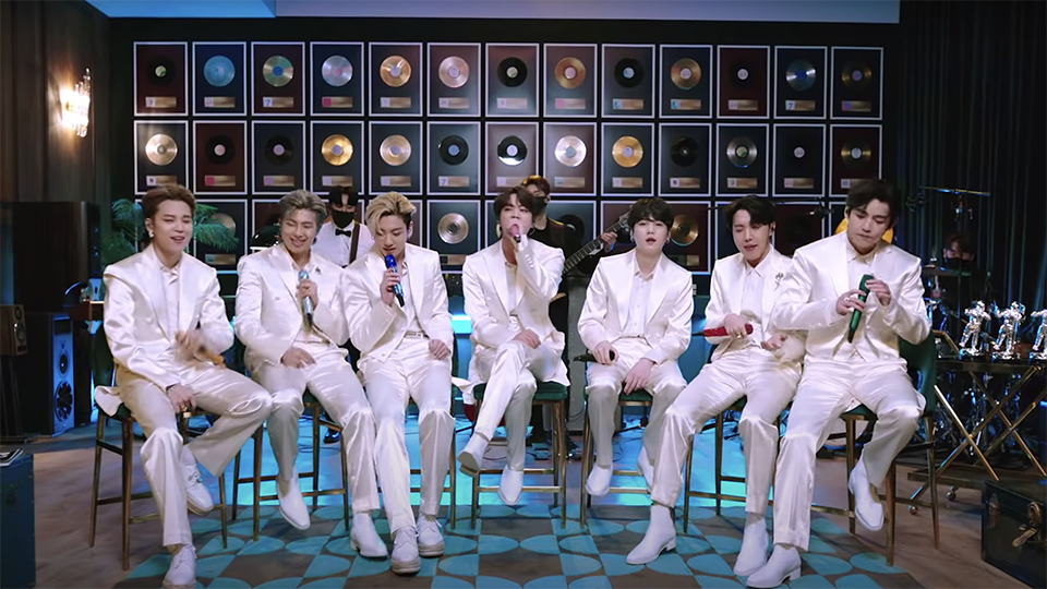 Watch BTS' 'MTV Unplugged' Performance Live, Tuesday 2/23/2021
