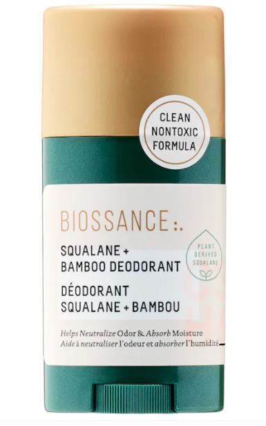 Biossance deodorant Hailey Biebers Tinted Moisturizer Is On Major Sale At Sephora RN