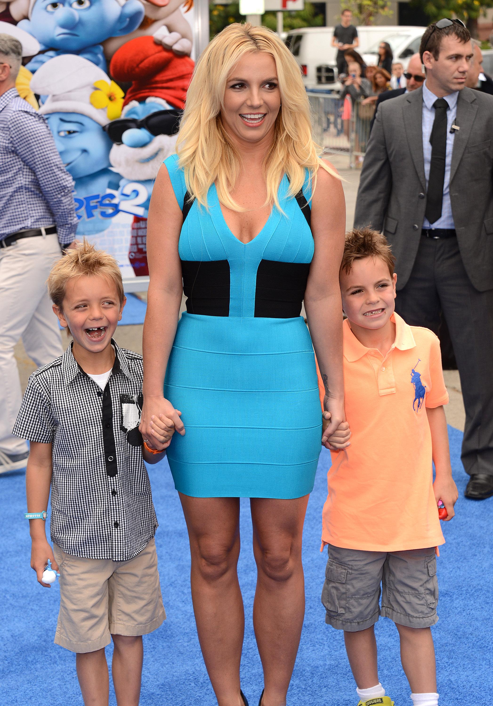 Britney Spears Kids 2021: Custody, Sean Preston, Jayden ...