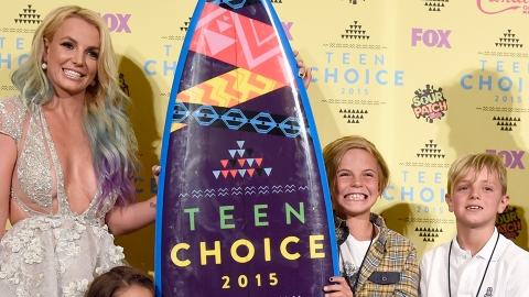 Here's How Britney Spears' Conservatorship Is Affecting Her Relationship With Her Kids | StyleCaster