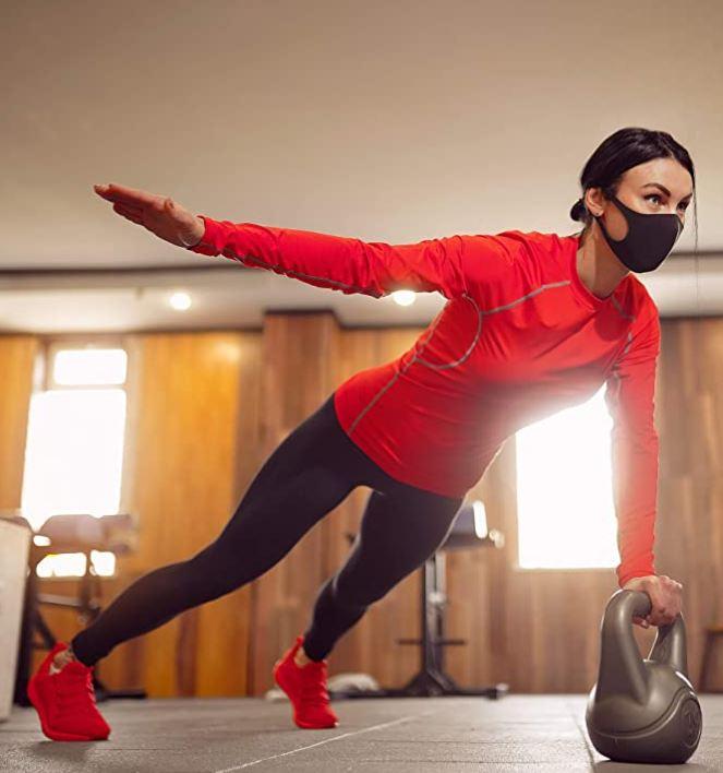 STILEKSTAR |  Maske za lice za vježbanje