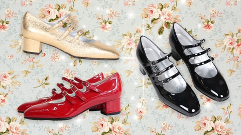 5 Chic Alternatives To The Elusive Carel Paris Mary Jane Shoes | StyleCaster