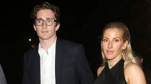 Surprise! Ellie Goulding Just Revealed She's 30 Weeks Pregnant With Her 1st Child | StyleCaster