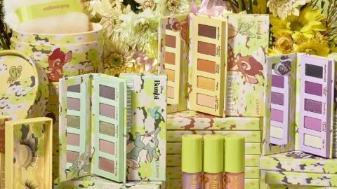 ColourPop's Bambi Collection Is Your Childhood Come To Life | StyleCaster