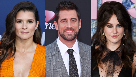 Here's What Danica Patrick Thinks of Ex Aaron Rodgers' Engagement to Shailene Woodley | StyleCaster