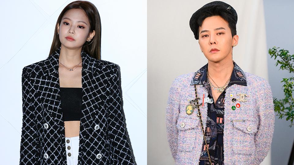 Jennie, G-Dragon