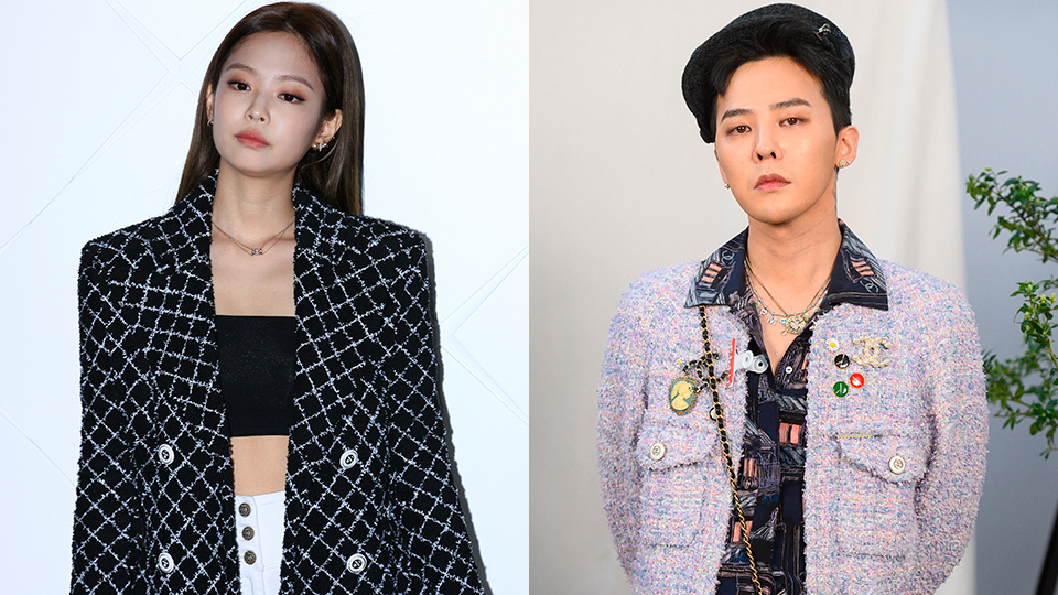 Here's What to Know About Those BLACKPINK Jennie & G-Dragon Dating Rumors | StyleCaster